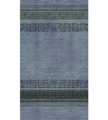 Eijffinger Tapeten Panel Siroc 376092 - Tapestry Shibori (Blau)