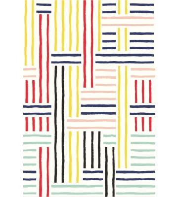 Eijffinger Tapeten Panel Stripes+ 377204 BRETON PATCH