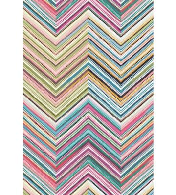 Eijffinger Tapeten Panel Stripes+ 377212 FLORAL STREET