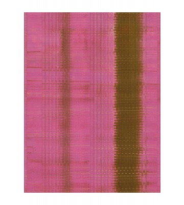 Eijffinger Tapeten Panel Sundari 375202 - Wave (Fuchsia)