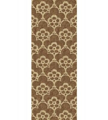Eijffinger Tapeten Panel Sundari 375203 - Arabesque (Copper)