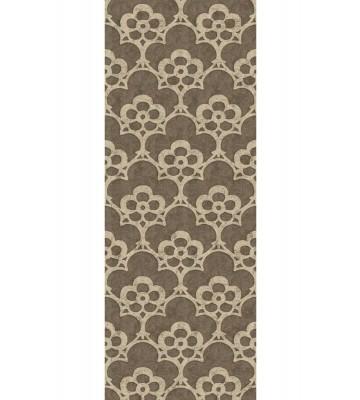 Eijffinger Tapeten Panel Sundari 375204 - Arabesque (Bronze)