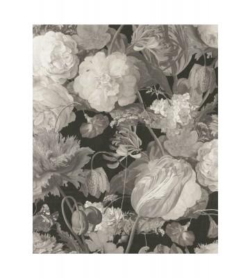 Eijffinger Vliestapete Masterpiece 358001 - Blumen Gemälde (Grau)