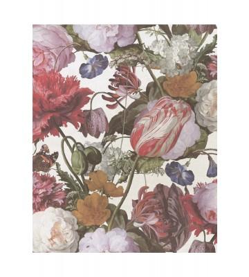 Eijffinger Vliestapete Masterpiece 358005 - Blumen Gemälde (Weiß)