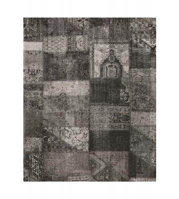 Eijffinger Vliestapete Masterpiece 358031 - Patchwork (Anthrazit)
