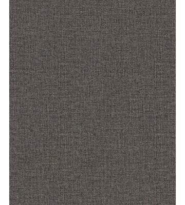 Eijffinger Vliestapete Masterpiece 358054 - Leinen Optik (Grau/Braun)