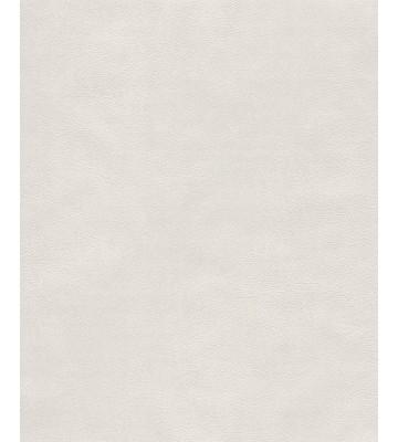 Eijffinger Vliestapete Reunited 372518 - Leder Optik (Weiß)