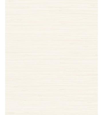 Eijffinger Vliestapete Reunited 372522 - Grasgewebe (Weiß)