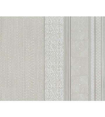 Eijffinger Vliestapete Siroc 376020 - Streifen (Silber)