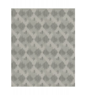 Eijffinger Vliestapete Siroc 376033 - Karostreifen (Grau)