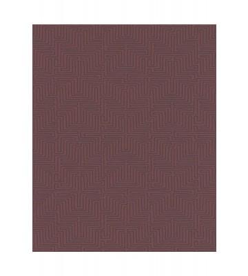 Eijffinger Vliestapete Siroc 376061 - Labyrinth Optik (Rot)