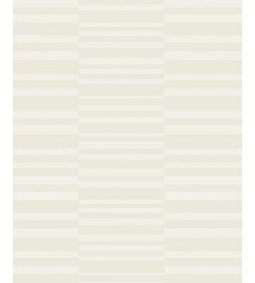 Eijffinger Vliestapete Stripes+ 377160 - Streifenmuster (Creme)