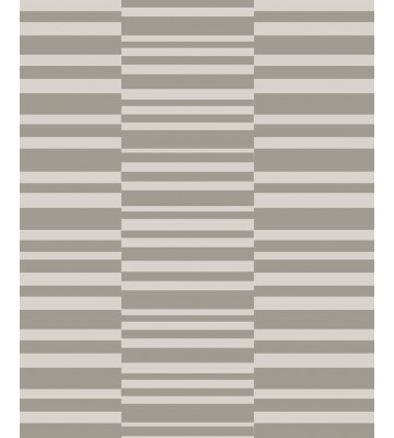 Eijffinger Vliestapete Stripes+ 377161 - Streifenmuster (Grau)