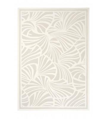 Florence Broadhurst Designerteppich Japanese Fans - Ivory