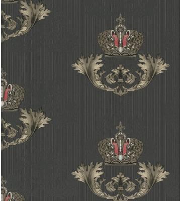Glööckler Imperial 54854 - Damastornament (Ruß)