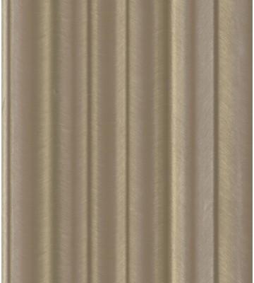 Glööckler Imperial Tapete 52526 - Moiré Vorhang (Gold)