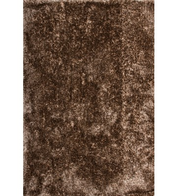 Hochflor Teppich Macas - Nougat