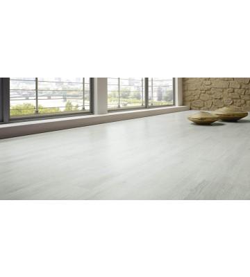 Samoa - Designkork Fertigparkett - HotCoating® - Burgeiche (Burgeiche weiß)