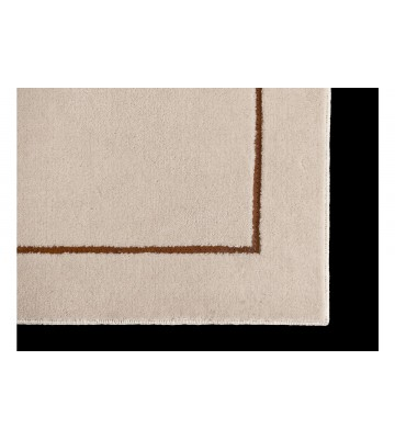 LDP Teppich Wilton Rugs Leather president - 7021