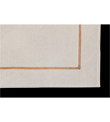 LDP Teppich Wilton Rugs Leather Richelien Velours - 1079