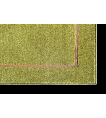 LDP Teppich Wilton Rugs Leather Richelien Velours - 4025