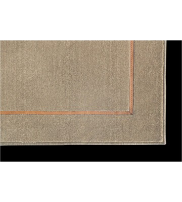 LDP Teppich Wilton Rugs Leather Richelien Velours - 7014