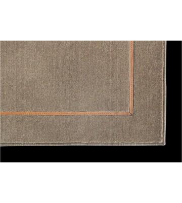 LDP Teppich Wilton Rugs Leather Richelien Velours - 7501