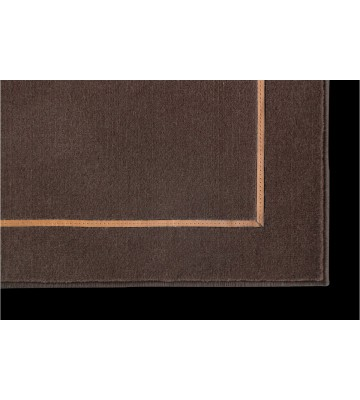 LDP Teppich Wilton Rugs Leather Richelien Velours - 9001