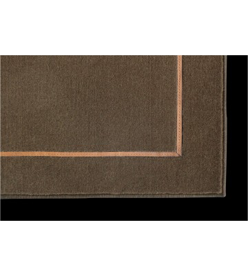 LDP Teppich Wilton Rugs Leather Richelien Velours - 9519