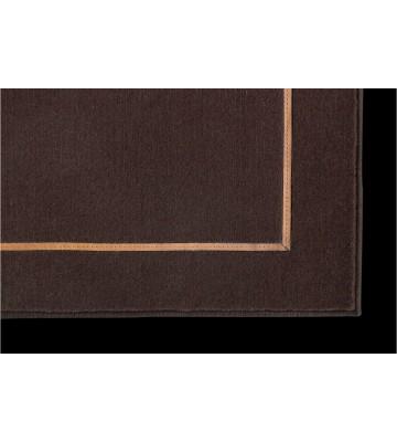 LDP Teppich Wilton Rugs Leather Richelien Velours - 9802