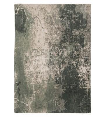 Louis de poortere Vintageteppich Cracks - Dark Pine