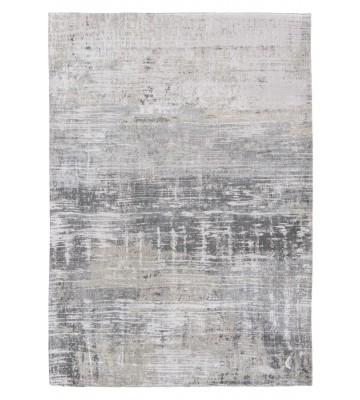 Louis de poortere Vintageteppich Streaks - Coney Grey