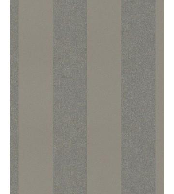 Marburg Vliestapete La Veneziana 31328 Streifen (Taupe/Silber)
