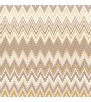 Missoni Home Tap. Zig Zag Multicolore M1A10061 (Sandbeige)