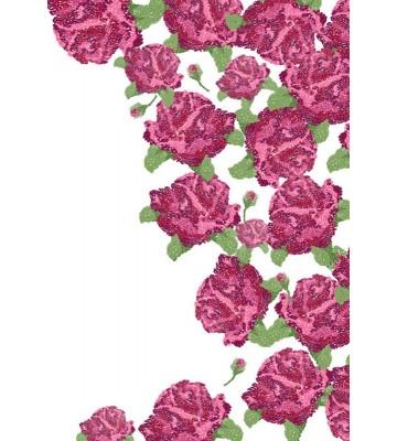 P0103034 Rose garden 180*265