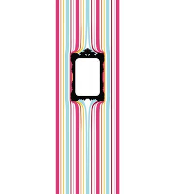 P0108012 Stripes w-a-t 90*265