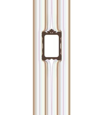 P0108022 Stripes w-a-t 90*265