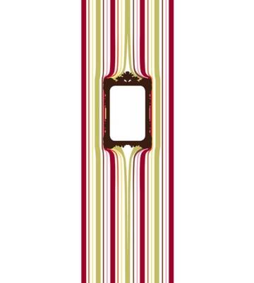 P0108032 Stripes w-a-t 90*265