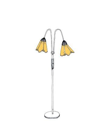 P162601-2 Lamp 90x265