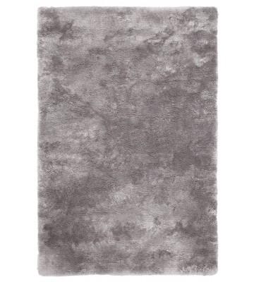 Glanz Teppich - Curacao - Silber