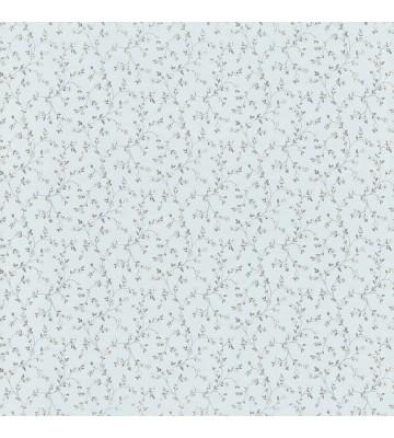 Rasch Textil Tapete 288772 Petite Fleur 4 - Blumenranken (Hellblau)