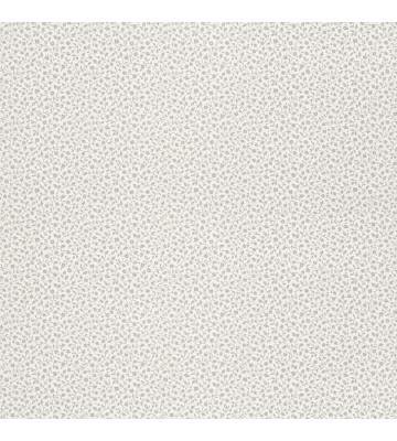Rasch Textil Tapete 288963 Petite Fleur 4 - Blumenranken (Weiß/Grau)