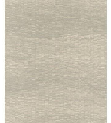 Rasch Textil Tapete Abaca 229553 - Mosaiktapete (Hellgrau)
