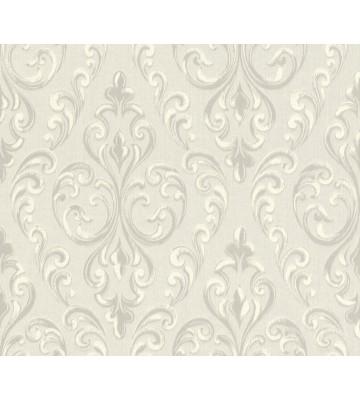 Rasch Textil Tapete Nubia 085135 - Ornamentmotiv (Creme)