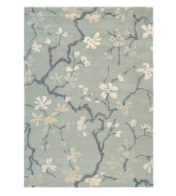 Sanderson Teppich Anthea 47107 - China Blue
