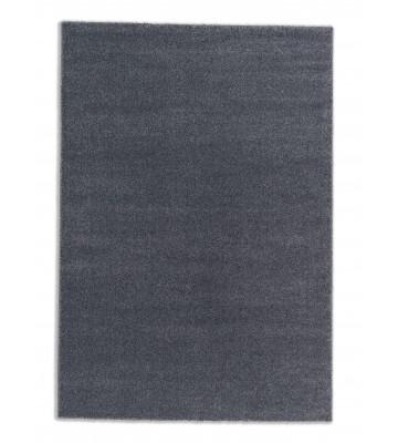 Schöner Wohnen Hochflor Teppich Pure - Anthrazit
