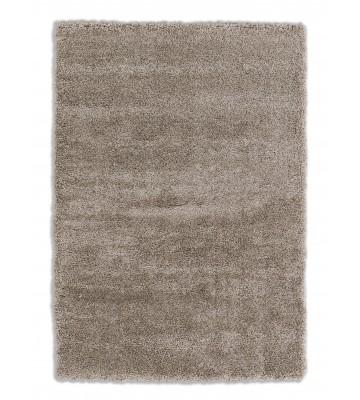 Schöner Wohnen Hochflor Teppich - Savage - Beige