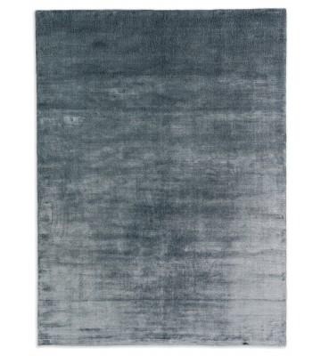 Schöner Wohnen Viskose Teppich Aura - Anthrazit
