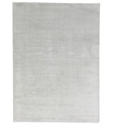 Schöner Wohnen Viskose Teppich Aura - Silber