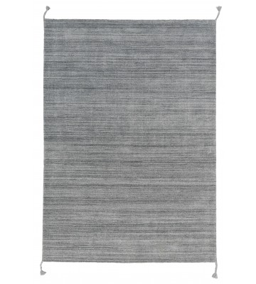 Schöner Wohnen Webteppich Alura - Grau